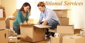 Moving APT - Online Moving Quotes - Additional Services