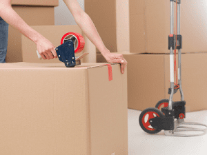 Moving APT - Packing Services