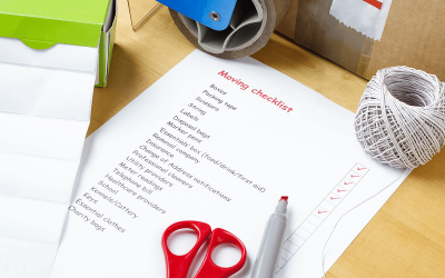Moving Planner Checklist