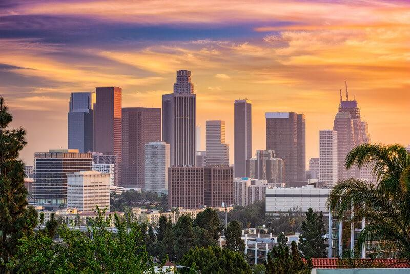 Moving to Los Angeles - Moving APT