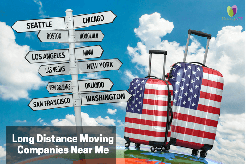 Long Distance Moving Companies Near Me - Moving APT
