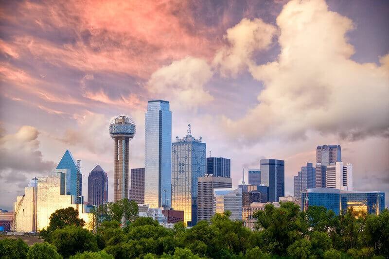 Moving Companies Near Me - Dallas