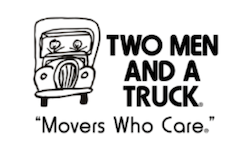 2 Men And A Truck - National Moving Companies
