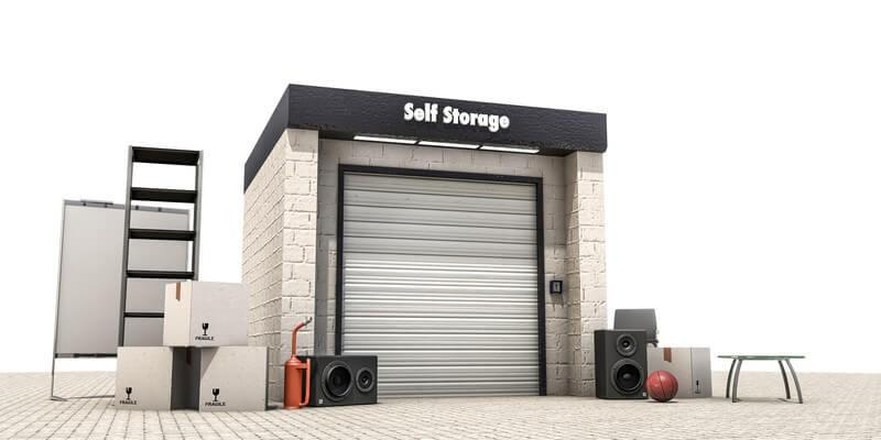 Self Storage - Moving APT