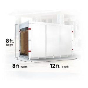 12-Foot Containers - Moving APT