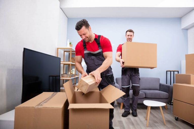 Best Long Distance Movers - Moving APT