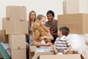 Do You Have to Pack Up the Items in Your Home Before Moving the House?