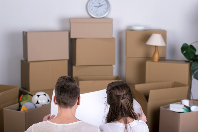 Hiring a Moving Company to Pack Your Belongings