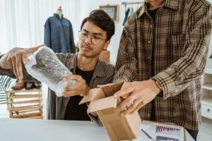 How Can You Safely Package Items for Shipping or Moving