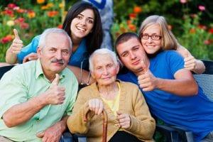 How do I convince my elderly parents to move?