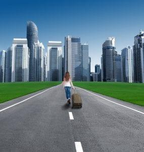 How to move to a New City?
