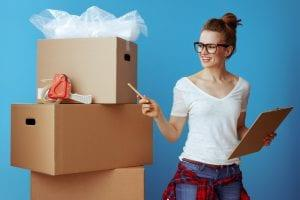 Moving to a New City alone Checklist