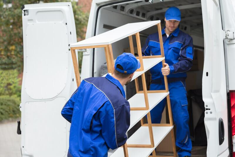 Top 5 Furniture Movers in the United States