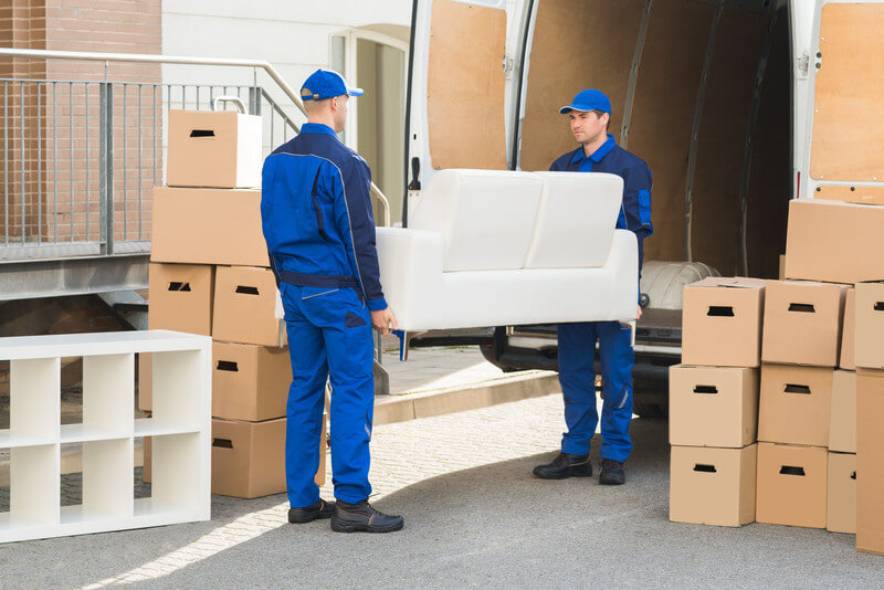 Top Furniture Movers in United Sates