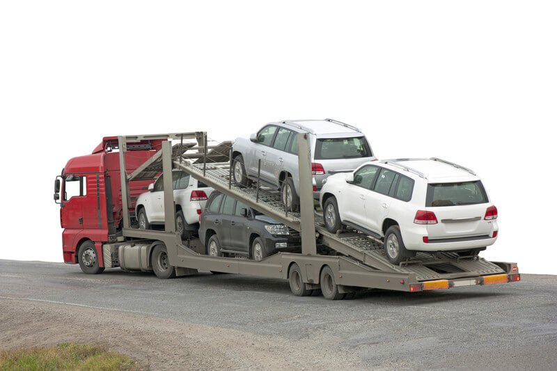 Average Cost Of Moving Car From One Place To Another