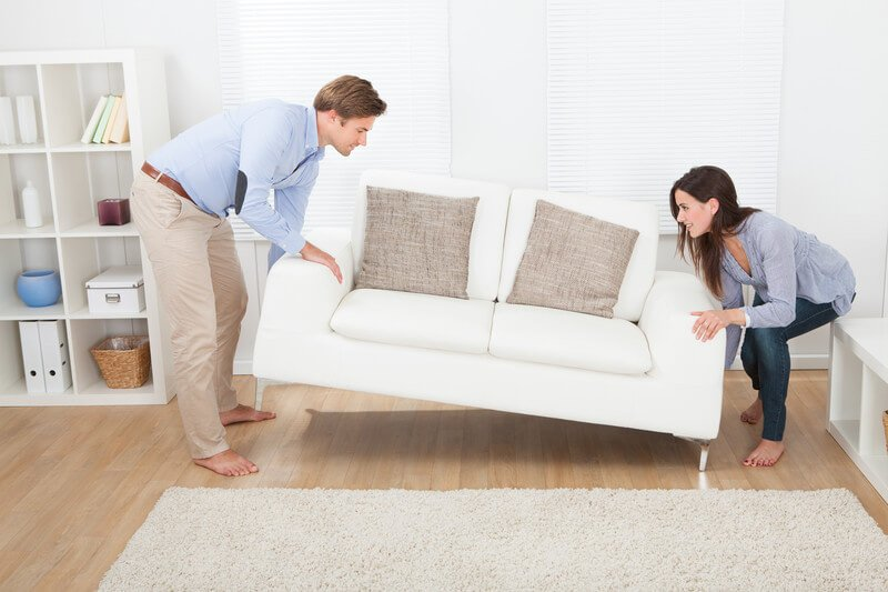 Ways To Relocate Heavy Furniture By Yourself