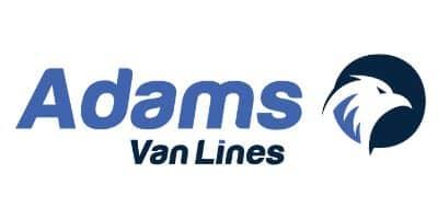 Adams Van Lines - Top 10 National Moving Companies in The US