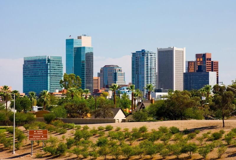 Moving Companies in Phoenix