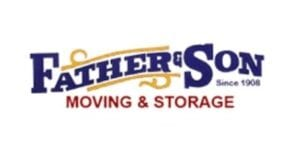 Top 10 Boston Movers Working With Moving APT - Father and Son Moving and Storage