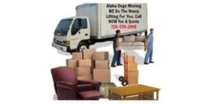 Top 10 Moving Companies in Denver - Alpha Dogs Moving Packing Relocation Services