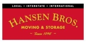 Top 10 Reputed Moving companies in Seattle - Hansen Bros Moving and Storage