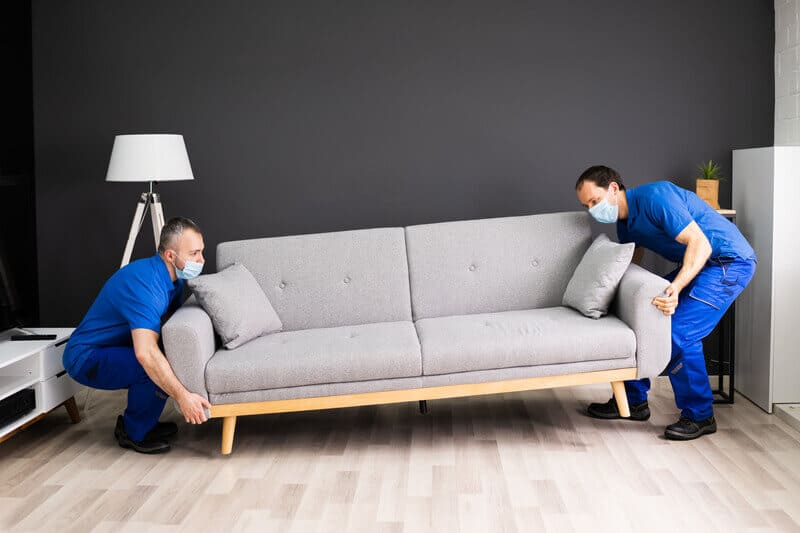 How Much Does it Cost to Move a Couch