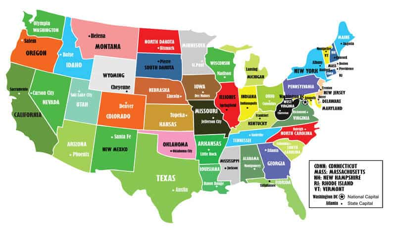 What is the Prettiest State in America?